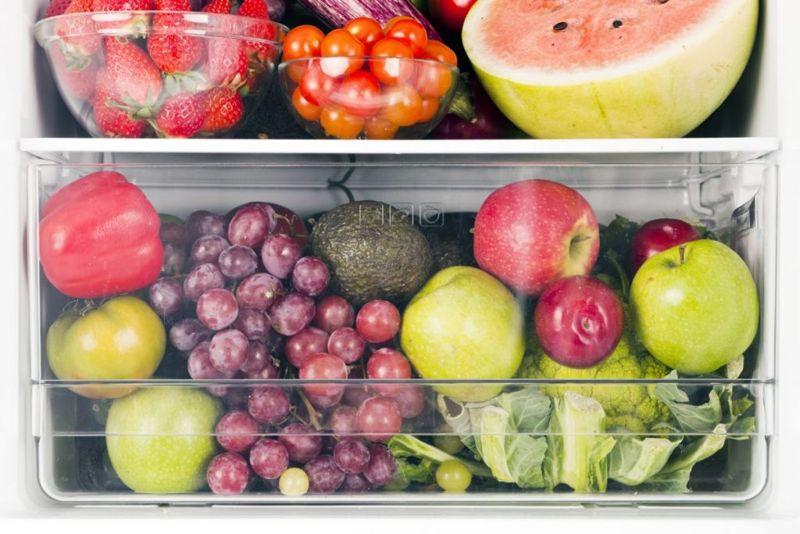 Kitchen Fruit Refrigerator