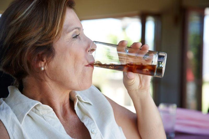 drinking soda sugar levels