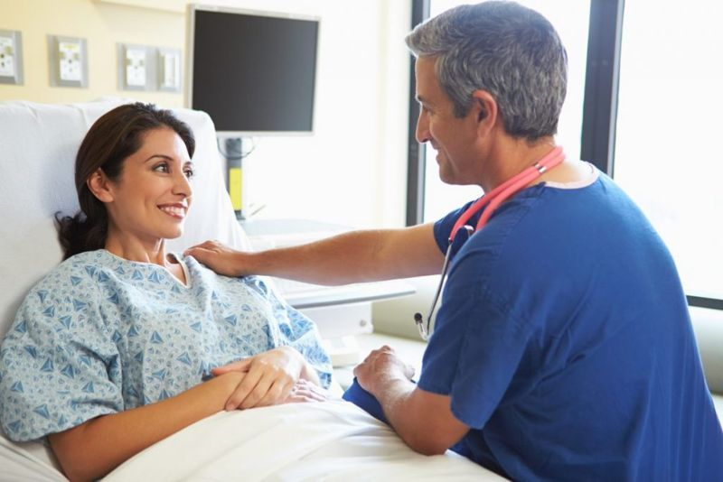 Recovering after diverticulitis surgery