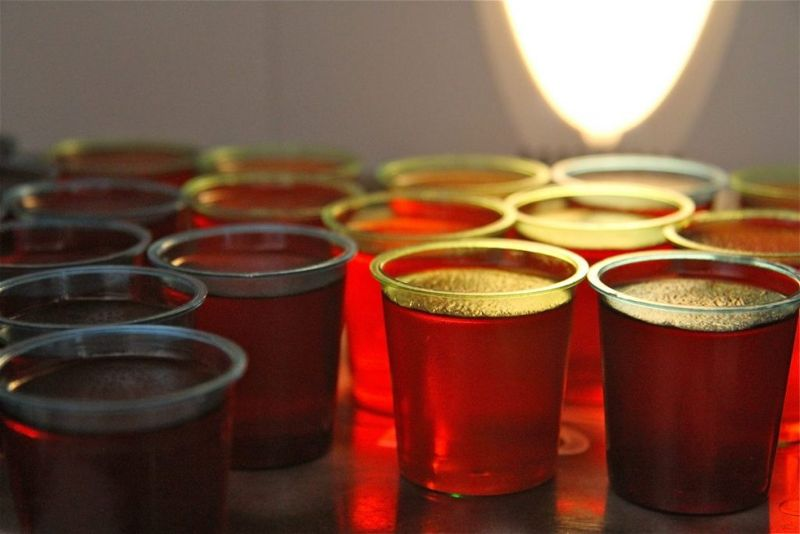 cranberry juice vodka