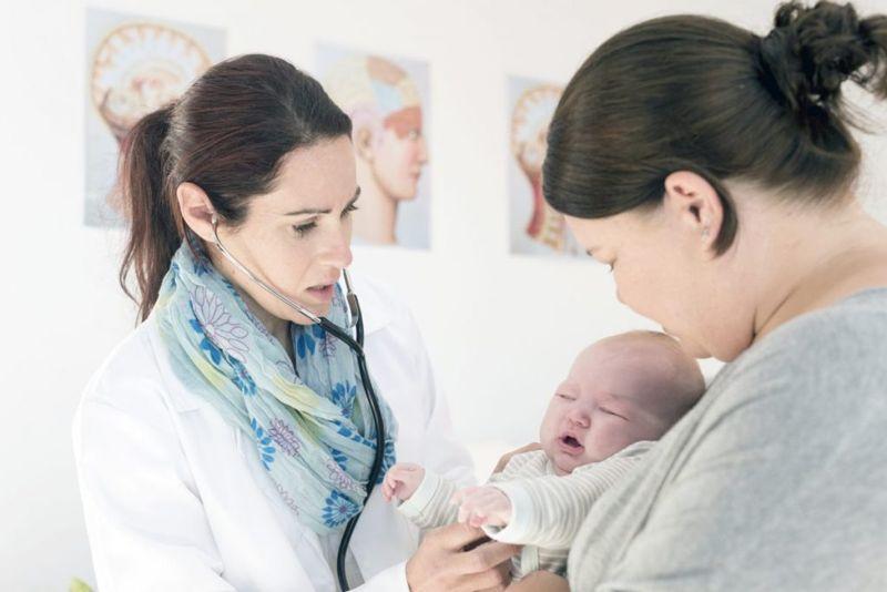 Concerns Baby Doctor