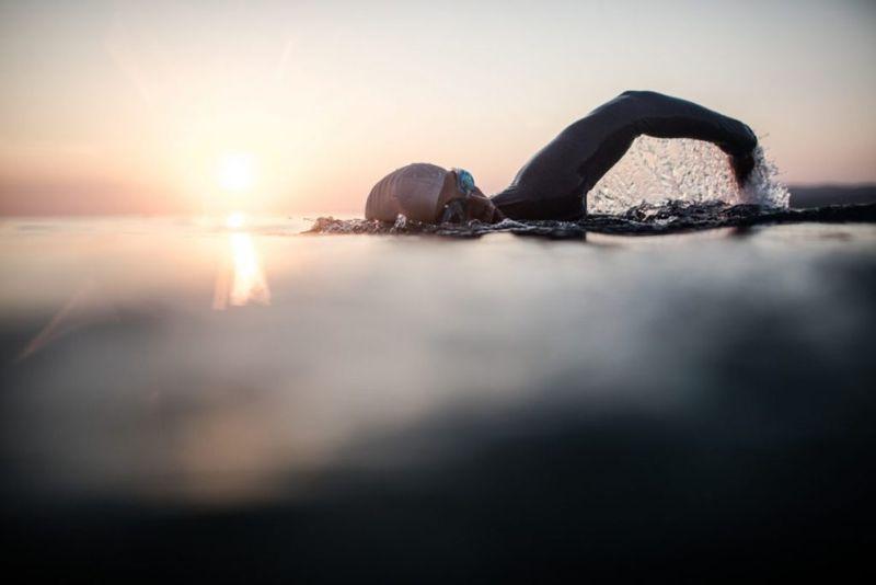 Swimming Cardio Strength