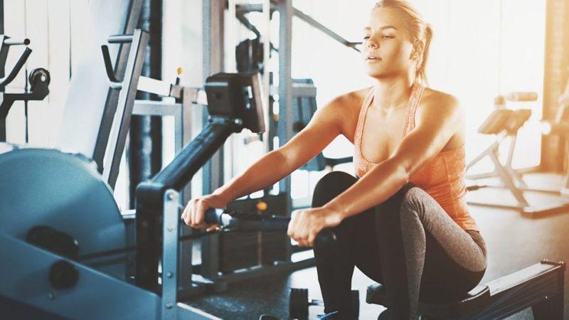 Rowing Machine Gym