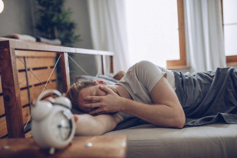 sleep abnormalities issues