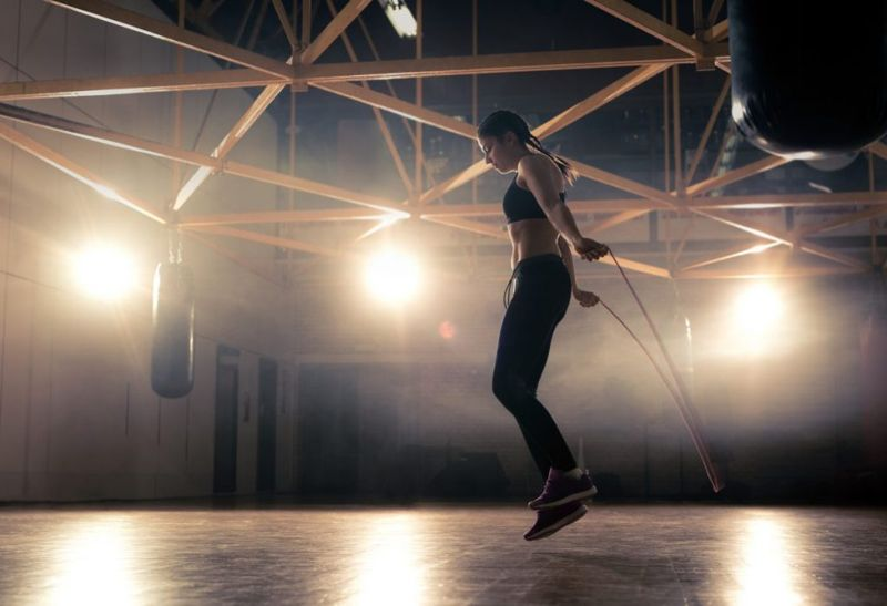 Jumping Rope Gym