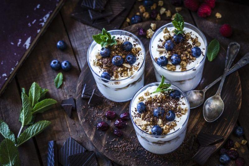 tofu yogurt glutamine