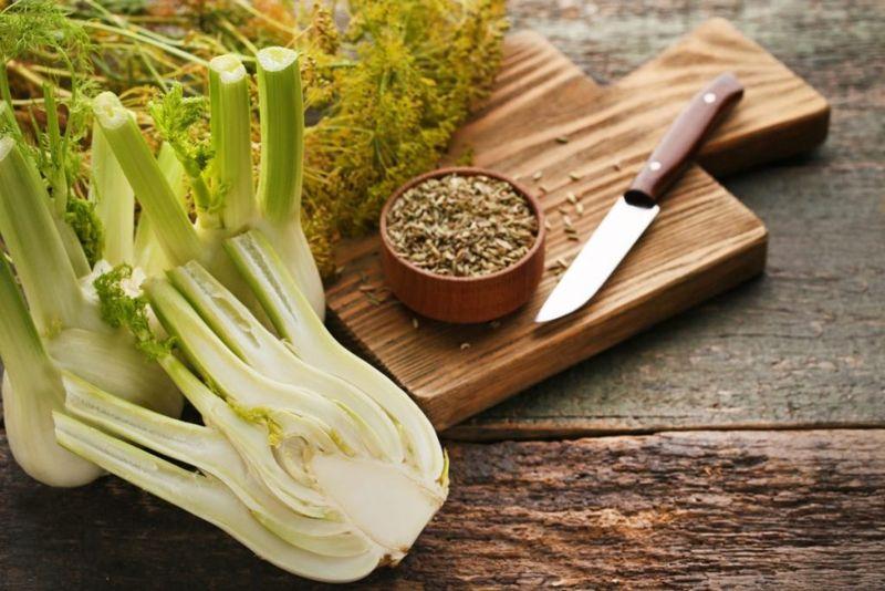 Fennel anise herbal-supplements phytoestrogen