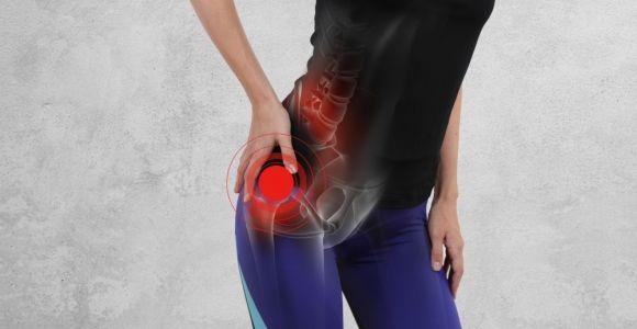 10 Symptoms of Hip Pain