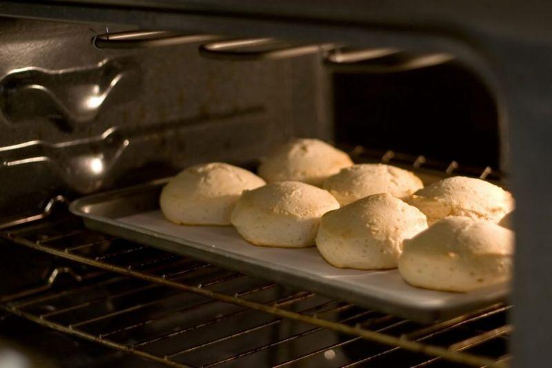 fresh biscuits