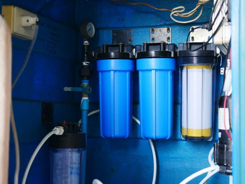 water filter purification
