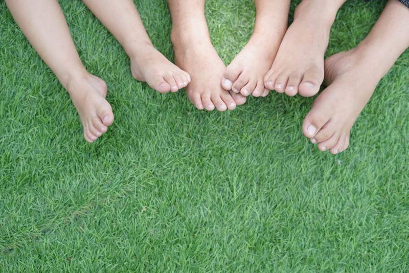 genetic familial toe