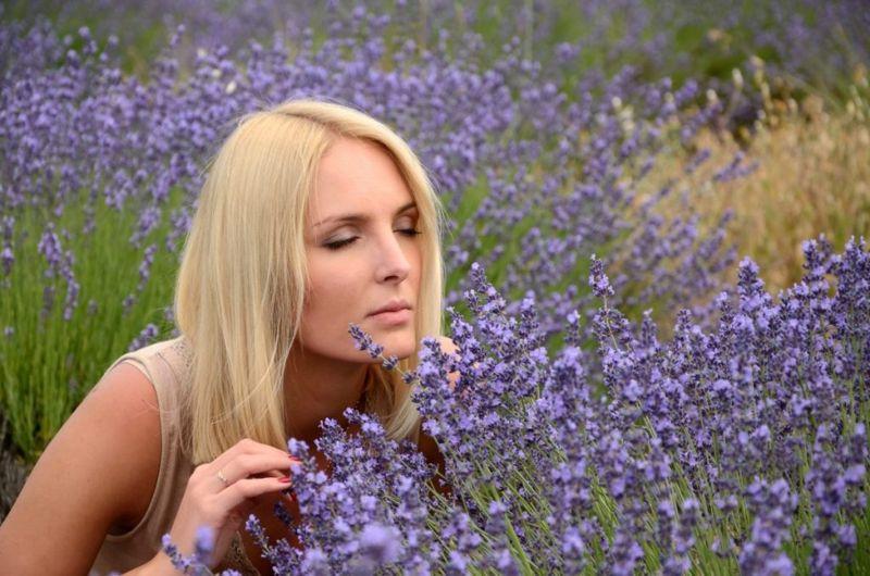 fragrance relaxing calming