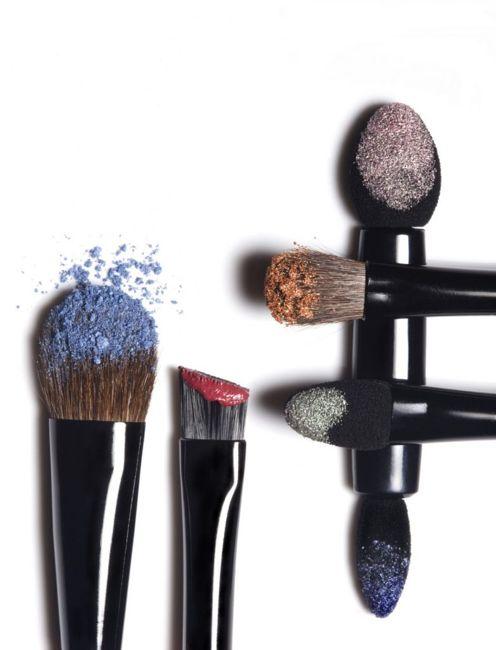 Natural-brush Synthetic-brush
