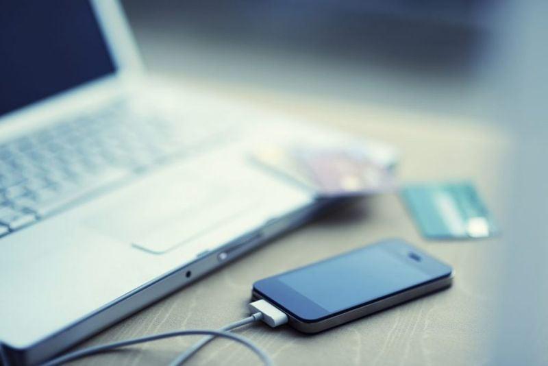 itunes usb phone computer