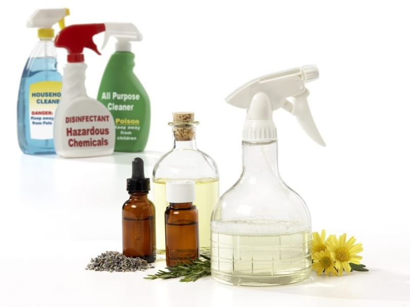 commercial cleaners diy cleaners