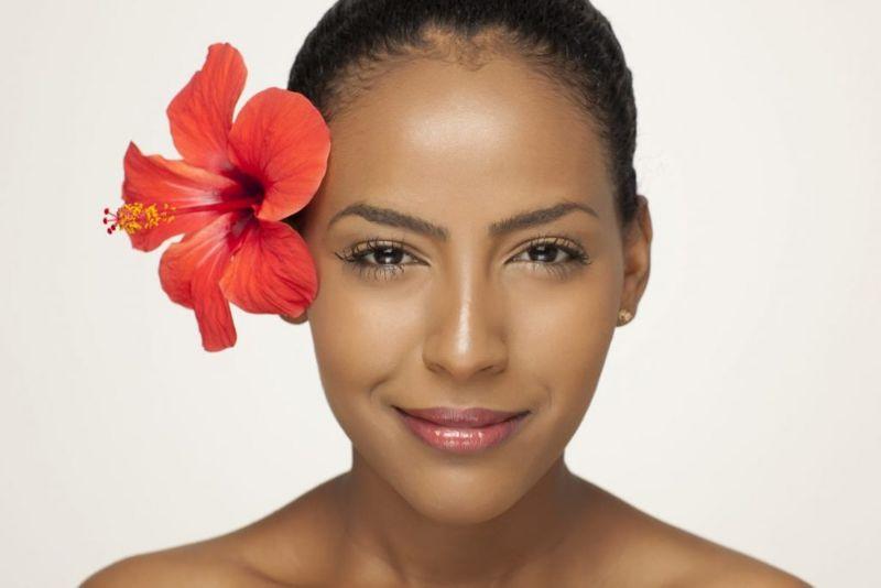culture hibiscus flower