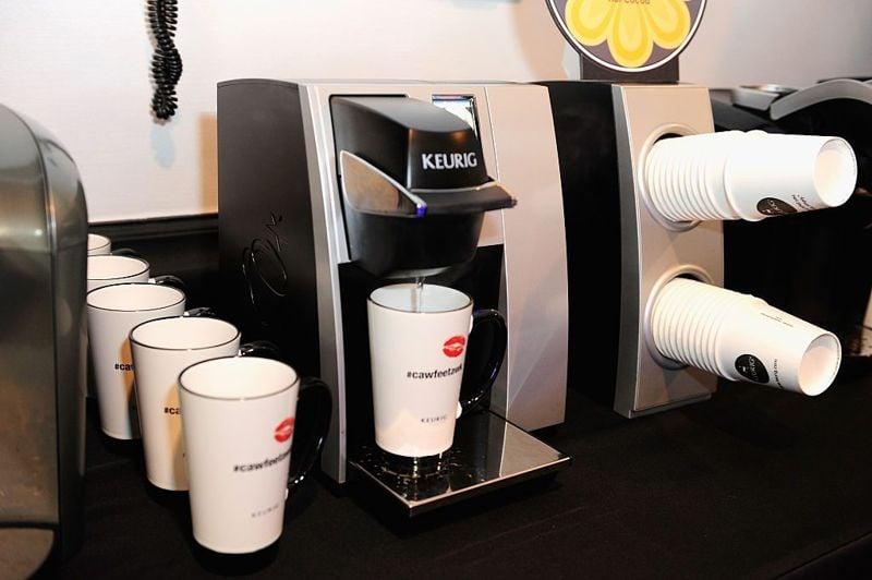 coffee keurig host family k-cup