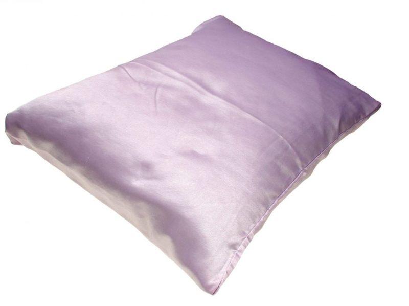 silk pillowcase, smooth, protein fiber