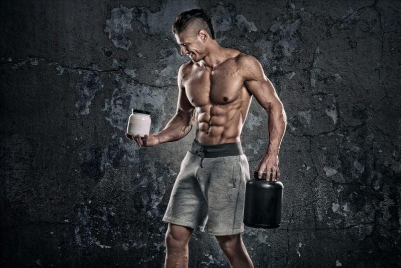 bodybuilder protein supplements