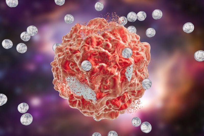 tumor lysis breakdown