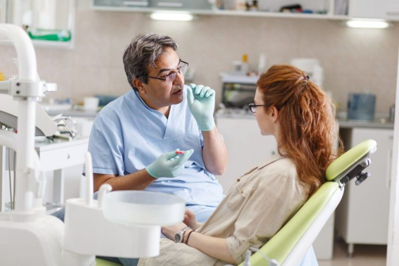 Dentistry can cause paresthesia