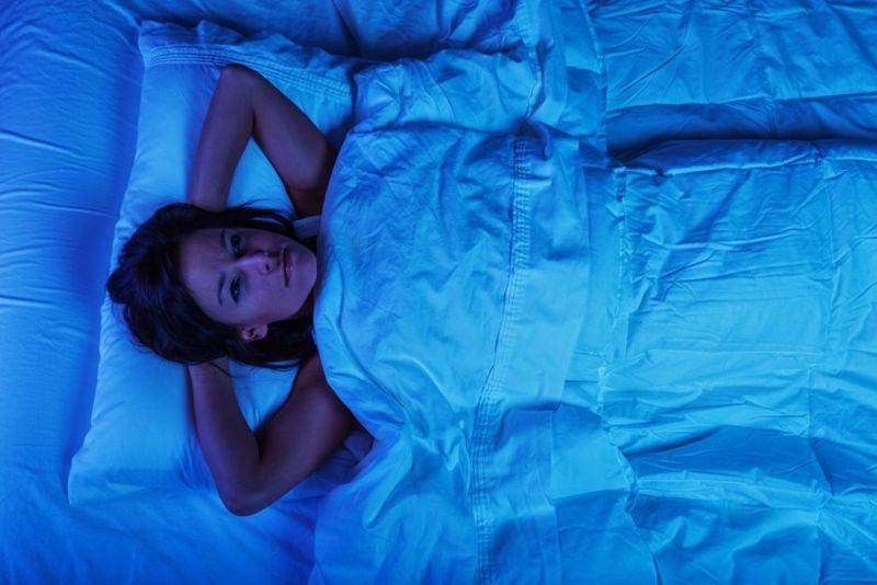 paradoxical intention, reverse psychology, awake