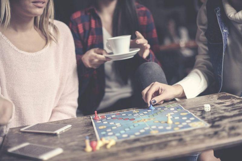 social board game