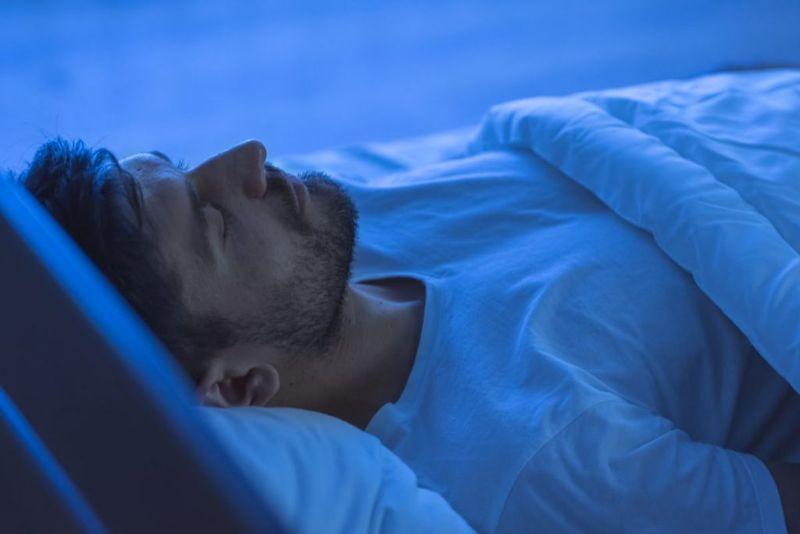 sleep patterns blankets