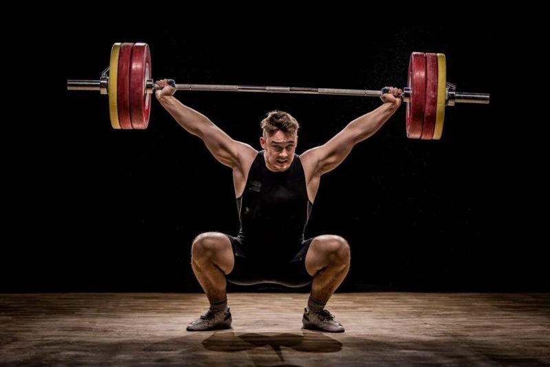 thoracic syndrome weight lifters