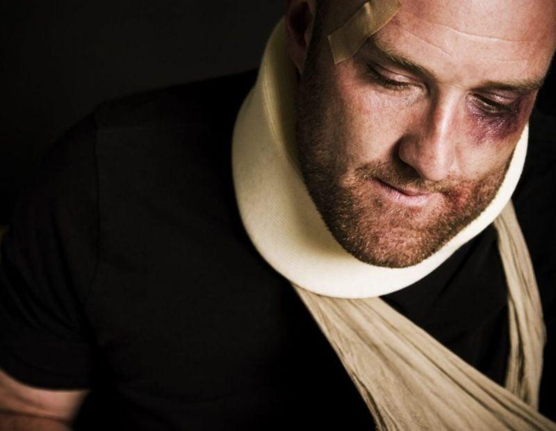 trauma whiplash injury