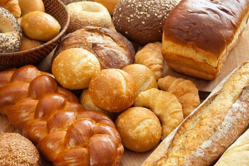 stuffing bread challah