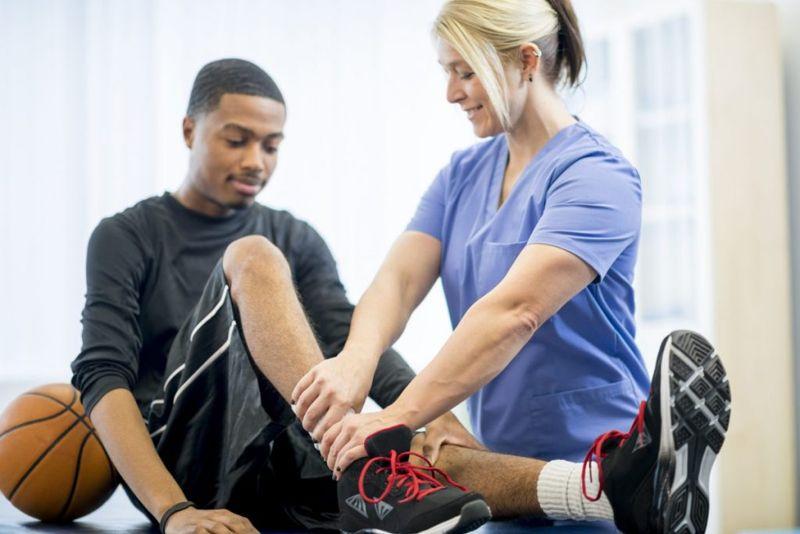 athlete recovery sensory tank