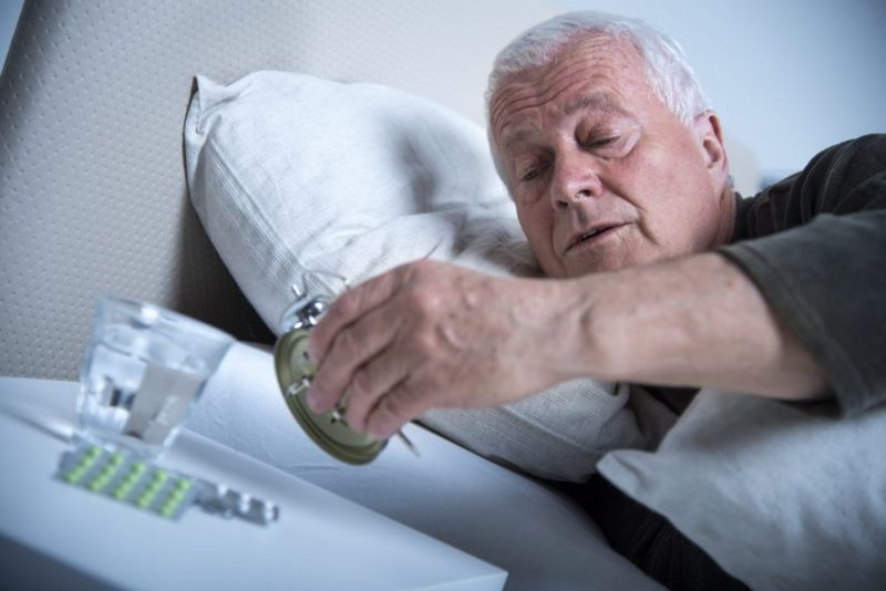 sleep bedtime sundown syndrome