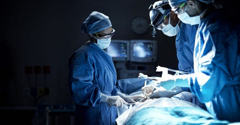 surgeons operation standards donor