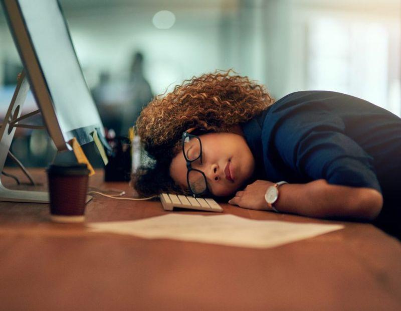 dark circles sleep fatigue