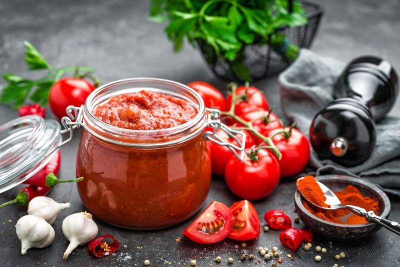 tomato sauce custom spices