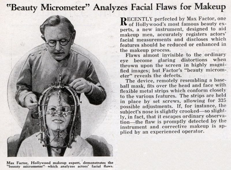 Vintage medical instrument ad