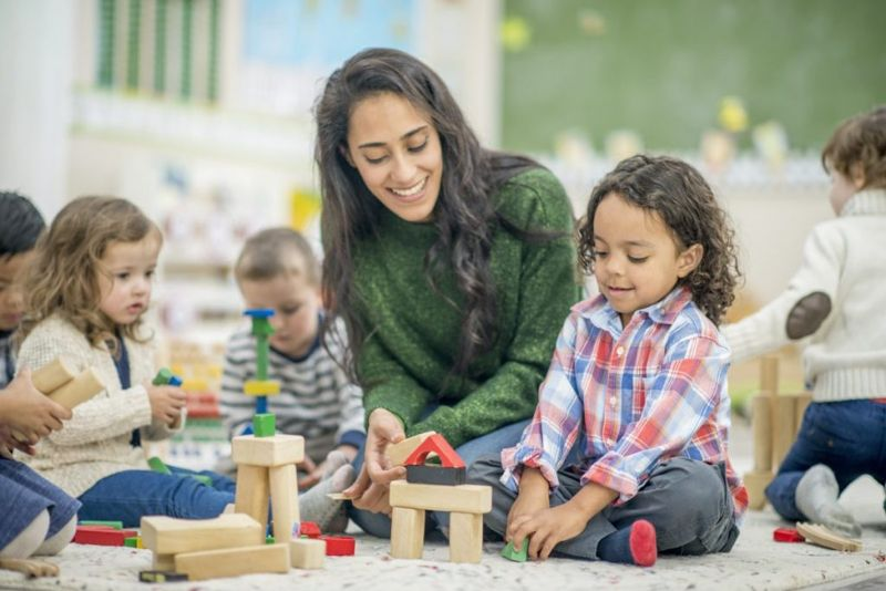 children childcare infections spread