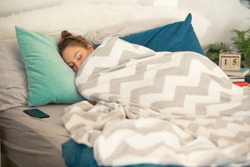 sleep hygiene, routine, bedtime, night