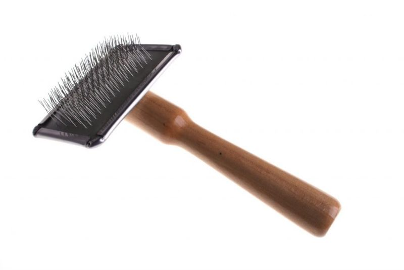 grooming undercoat pin brush