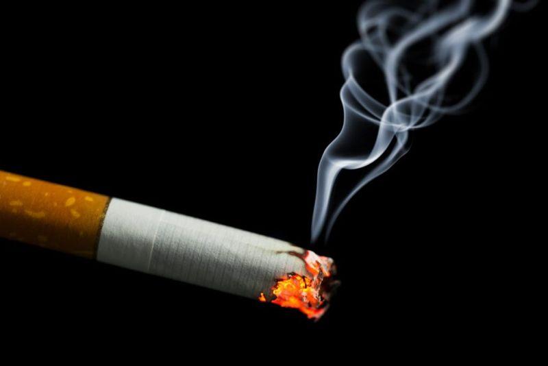 copd hyperinflation smoking emphysema bronchitis