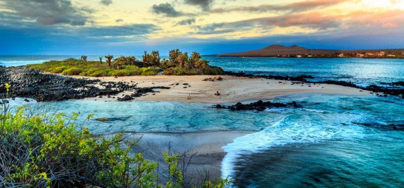 south america galapagos islands