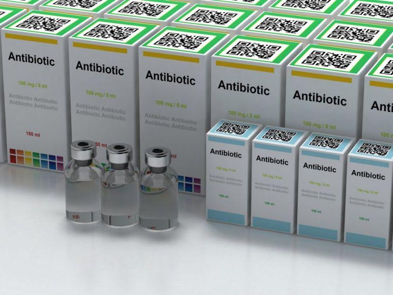 biotin deficiency eggs antibiotics