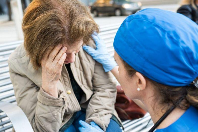 symptoms dizziness headache