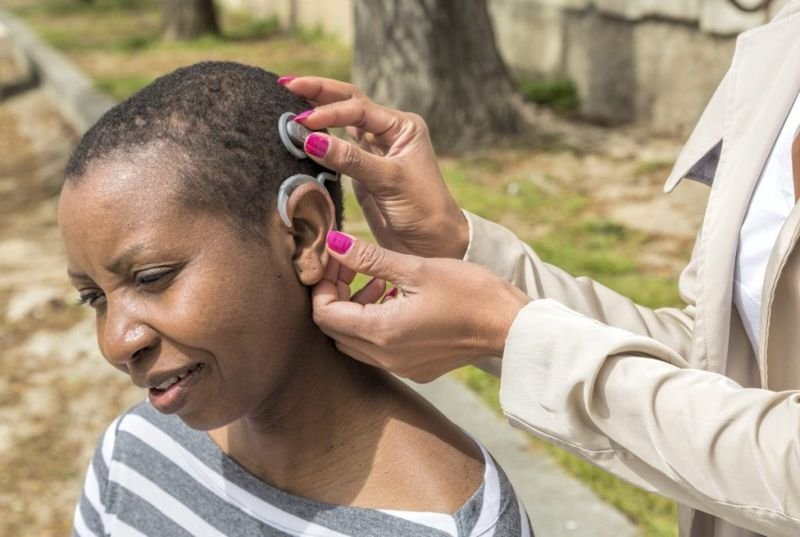 Hearing Deaf Improvement