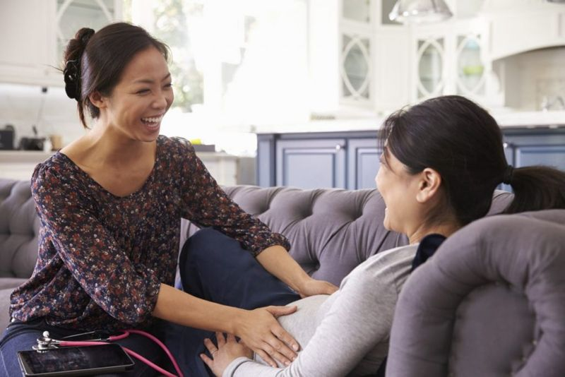 Certified professional midwife assessment