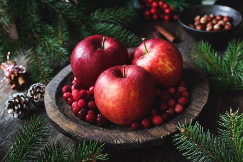 Cranberry Sauce Recipe Cinnamon Apple Cranberry Sauce