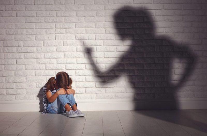Environmental feedback, sad child, punishment