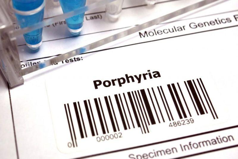 Porphyria Lab Test