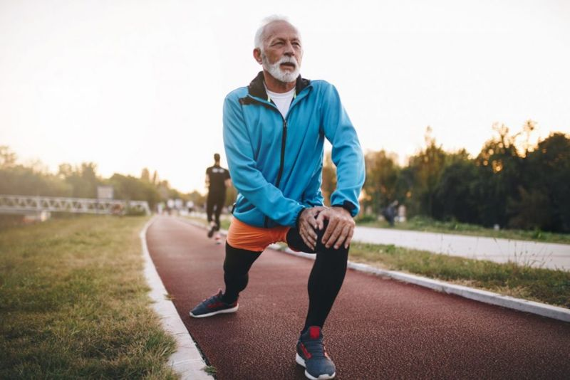 positive outlook exercise healthy